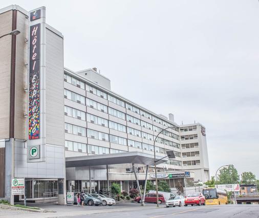 Hotel Espresso Montreal Downtown - Montréal - Toà nhà