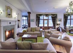 Achnagairn Castle - Inverness - Lounge