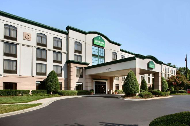 Wingate by Wyndham Charlotte Airport South/ I-77 Tyvola - Шарлотт - Здание