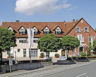Ambient Hotel Am Europakanal - Fürth (Bayern) - Rakennus