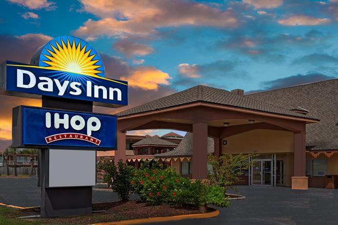 Days Inn by Wyndham St. Augustine West - St. Augustine - Toà nhà