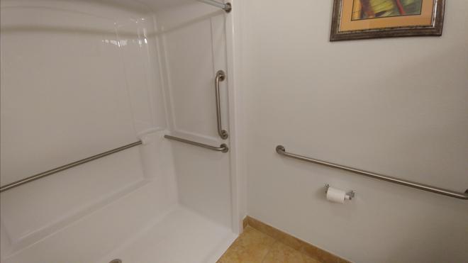 萊克蘭戴斯套房酒店 - 雷克蘭 - 萊克蘭 - 浴室
