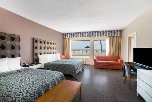 Days Inn by Wyndham Ormond Beach Mainsail Oceanfront - Ormond Beach - Bedroom