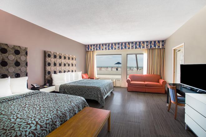 奧蒙德海灘主帆海濱戴斯酒店 - 奥蒙德海灘 - 奧蒙德海灘 - 臥室