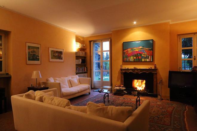 Maison Al Fiore - Turin - Phòng khách