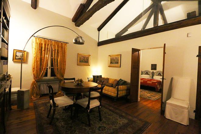 Maison Al Fiore - Turin - Phòng ăn