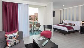 The Morgana Poblado Suites Hotel - Medellín - Habitación
