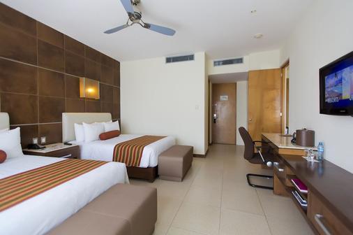 B2B Malecon Plaza Hotel & Convention Center - Cancún - Bedroom