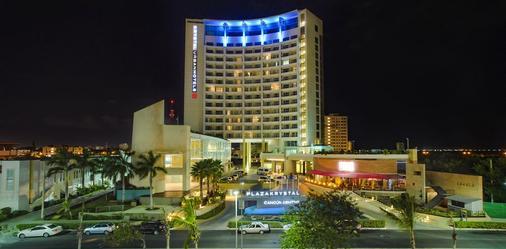 B2B Malecon Plaza Hotel & Convention Center - Cancún - Building