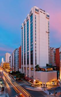 Libertador Hotel - Buenos Aires - Budynek