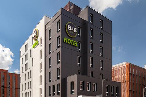 B&b Hotel Orly Chevilly Marché International - Chevilly-Larue - Building