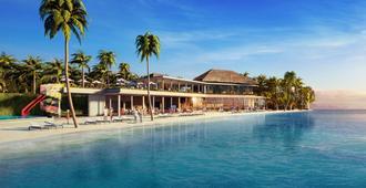 Hard Rock Hotel Maldives - Malé - Edificio