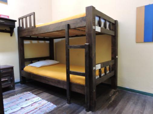 Chocolate Hostel - Bogotá - Phòng ngủ
