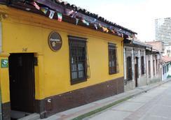 Chocolate Hostel - Bogotá - Cảnh ngoài trời