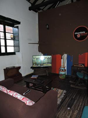 Chocolate Hostel - Bogotá - Living room