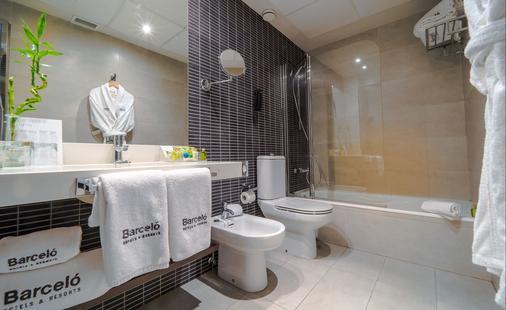 Barceló Carmen Granada - Granada - Phòng tắm