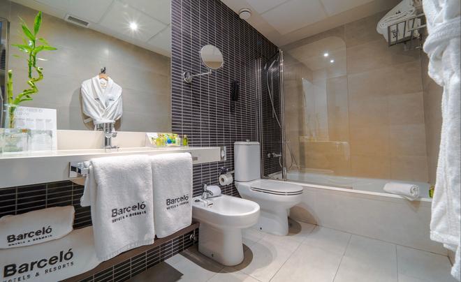 格拉納達巴塞羅卡門飯店 - 格拉納達 - 浴室