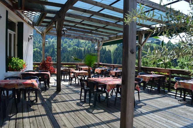 Hotel Le Beau Site - Saint-Pierre-de-Chartreuse - Restaurant