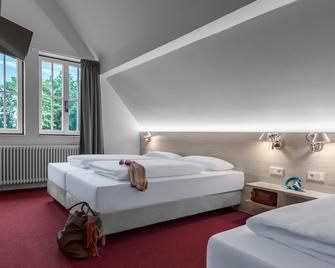 Serways Hotel Siegburg West - Siegburg - Bedroom