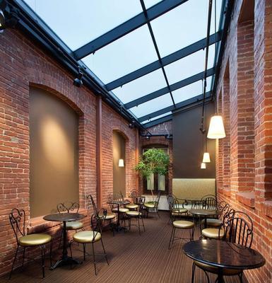 Mark Spencer Hotel - Portland - Restaurante