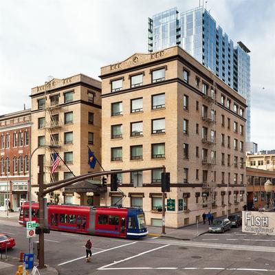 Mark Spencer Hotel - Portland - Edificio