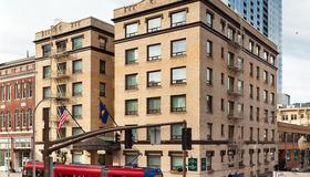 Mark Spencer Hotel - Portland - Building