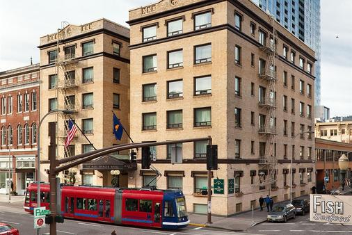 Mark Spencer Hotel - Portland - Rakennus