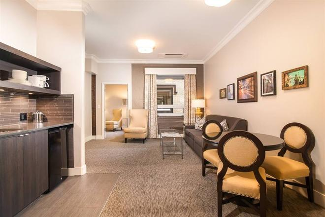 Mark Spencer Hotel - Portland - Sala de estar
