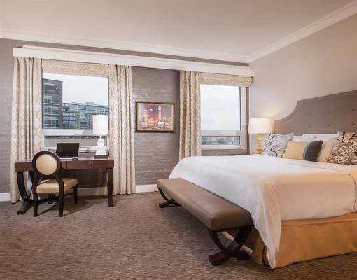 Mark Spencer Hotel - Portland - Habitación