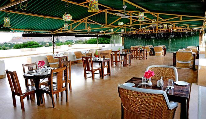 Golden Haveli - Jaisalmer - Restaurant