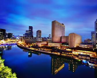 RIHGA Royal Hotel Osaka - Осака - Спальня