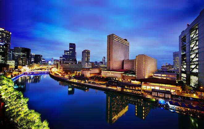 리가 로얄 호텔 오사카 - 오사카 - 건물