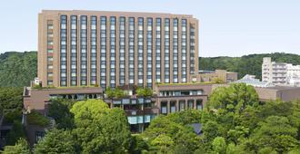 Rihga Royal Hotel Tokyo - Tokio - Edificio