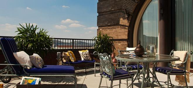 Renaissance Pittsburgh Hotel - Pittsburgh - Balcony