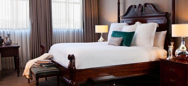 匹茲堡萬麗酒店 - 匹茲堡 - 匹玆堡 - 臥室
