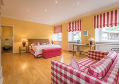 Bernhard's Hotel & Restaurant - Oberaudorf - Bedroom