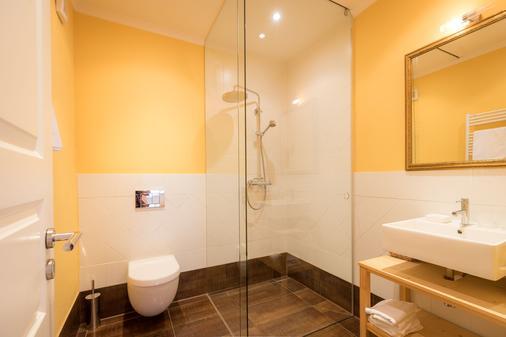 Bernhard's Hotel & Restaurant - Oberaudorf - Bathroom