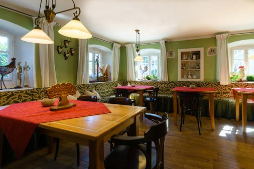 Bernhard's Hotel & Restaurant - Oberaudorf - Lounge