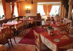 Bernhard's Hotel & Restaurant - Oberaudorf - Restaurant