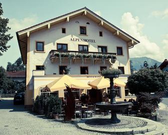 Bernhard's Hotel & Restaurant - Обераудорф - Здание