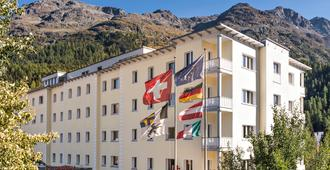 Hotel Laudinella - St. Moritz - Building