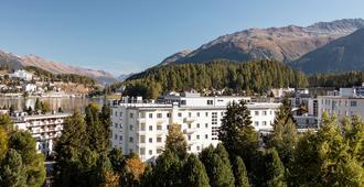 Hotel Laudinella - Sankt Moritz - Außenansicht
