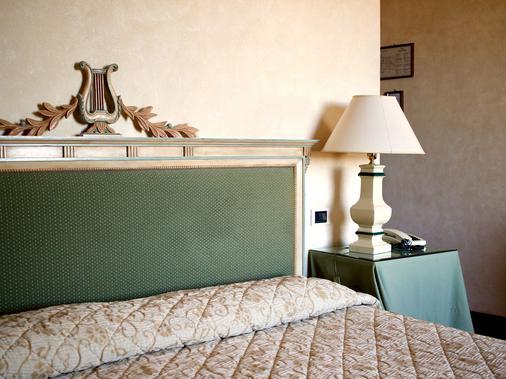 杜卡勒酒店 - 古比歐 - 古比奧 - 臥室
