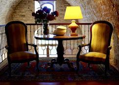Hotel Relais Ducale - Gubbio - Lounge