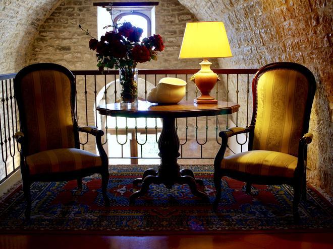 Relais Ducale - Gubbio - Lounge