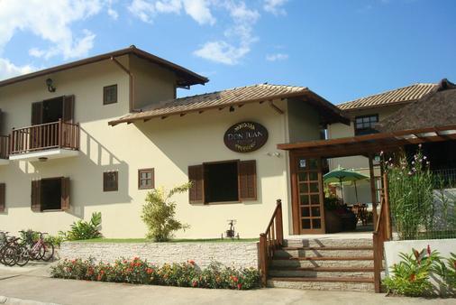 Pousada Don Juan - Paraty - Building