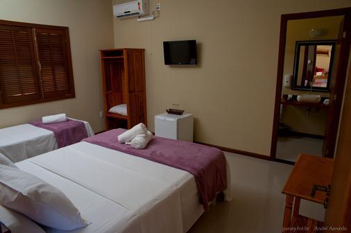 Pousada Don Juan - Paraty - Bedroom