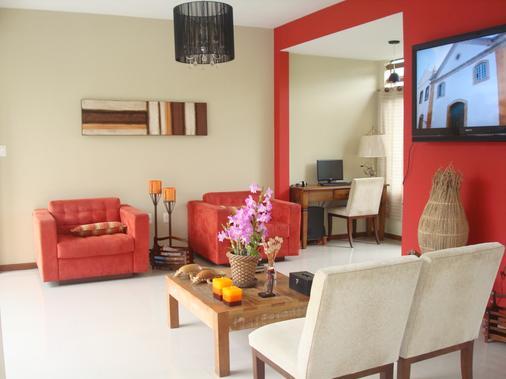 Pousada Don Juan - Paraty - Living room