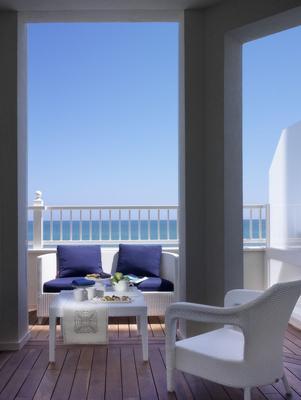 Hotel Tiffany's - Riccione - Parveke