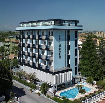 Hotel Feldberg - Riccione - Rakennus